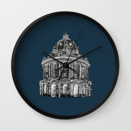 Radcliffe at night Wall Clock