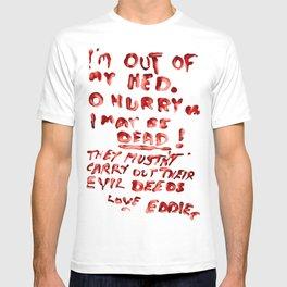 Dr. Scott's Note T-shirt