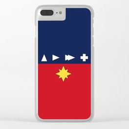 Higher Further Faster More Clear iPhone Case