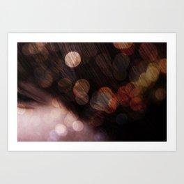 Lights II Art Print