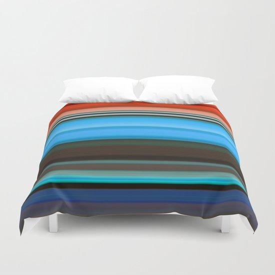 stripes 251 Duvet Cover
