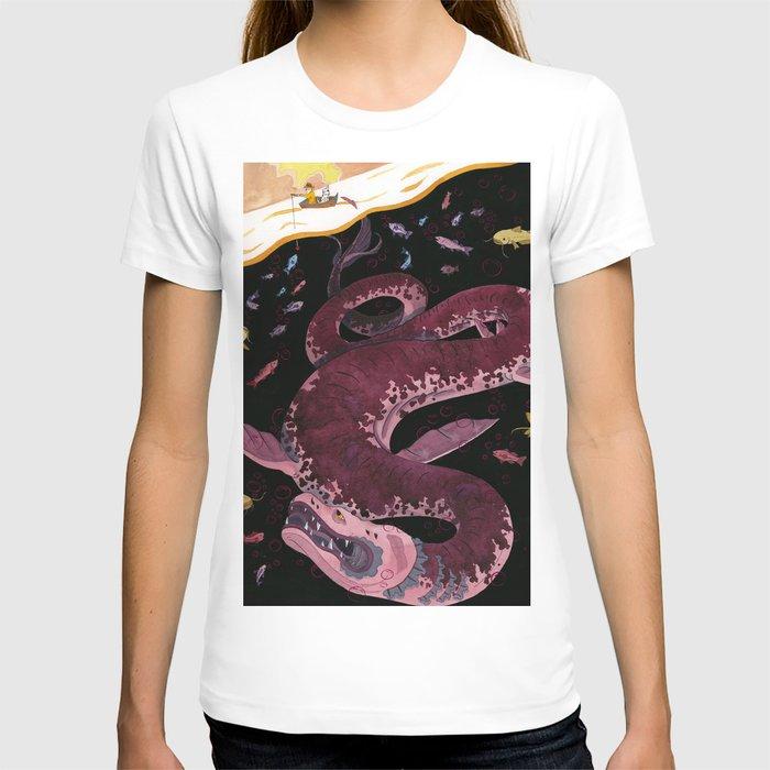 Always a Bigger Fish T-shirt