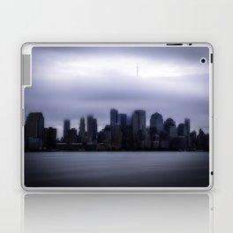 Moody city Laptop & iPad Skin