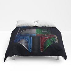 Star . Wars - Jango Fett & Boba Fett Comforters