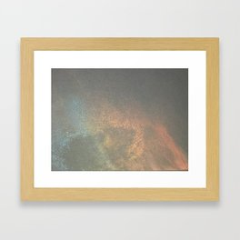 Rainbow 2 Framed Art Print