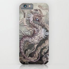 When the Seas Rise iPhone Case