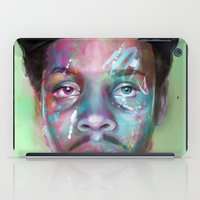 supreme iPad Cases featuring true supreme by Matthew Asbury
