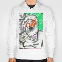 sketch Hoodies featuring Sketch by Alec Goss