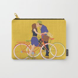 """Townies"" in Love Carry-All Pouch"