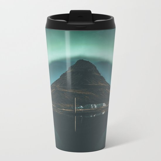Kirkjufell, Iceland IV Metal Travel Mug