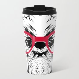 I SHITZU NOT Metal Travel Mug