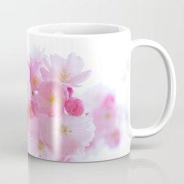 Pink Japanese Cherry Tree Blossom Coffee Mug