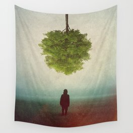 Infrequent Sense Wall Tapestry