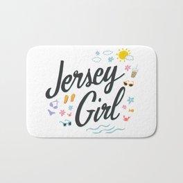 Jersey Girl Bath Mat