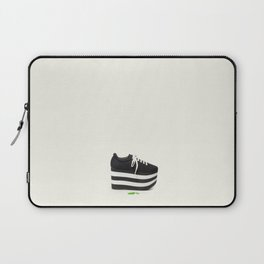 the past dreams of the adolescent Laptop Sleeve