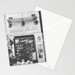 Brixton Village Market Entrance Stationery Cards