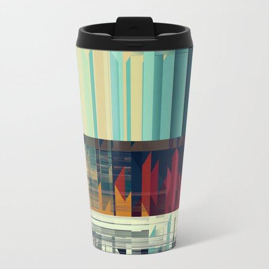 SE/G13 Metal Travel Mug