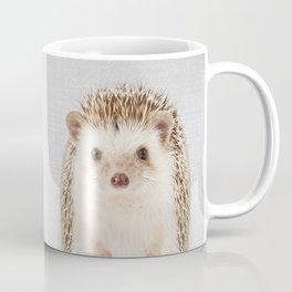 Hedgehog - Colorful Coffee Mug
