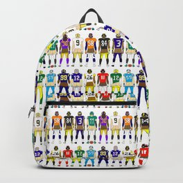 Football Butts Backpack