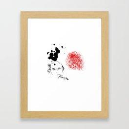 Brill! 3 Framed Art Print