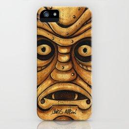 TIKI Creature iPhone Case