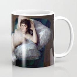 Goya-La maja desnuda Coffee Mug