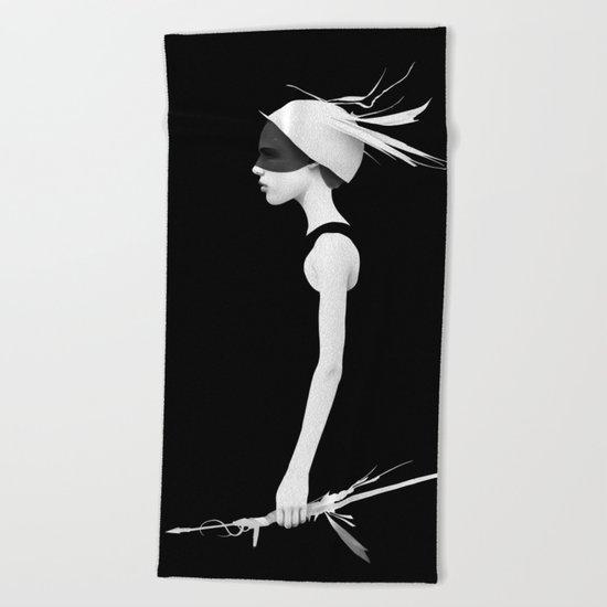 Cas Beach Towel