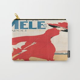 Vintage poster - Mele Estate Carry-All Pouch