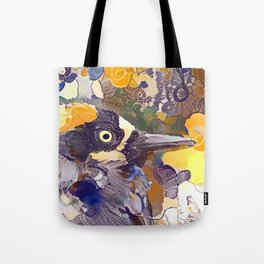 Knock, Knock Tote Bag