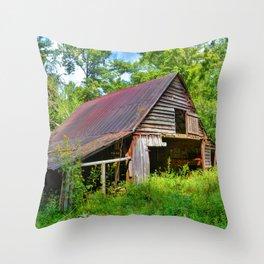 Russel Farm Throw Pillow