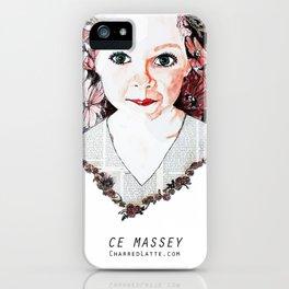 Poppy June iPhone Case
