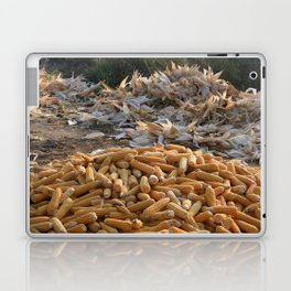 Sweet Corn and Husks Laptop & iPad Skin