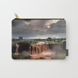 Nile Falls Carry-All Pouch
