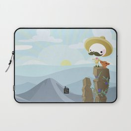 out of the sun  Laptop Sleeve