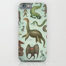 CRYPTIDS Slim Case iPhone 6s