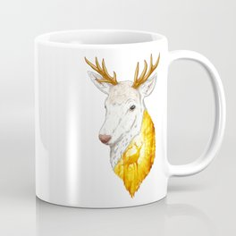 Enchanted Stag Coffee Mug