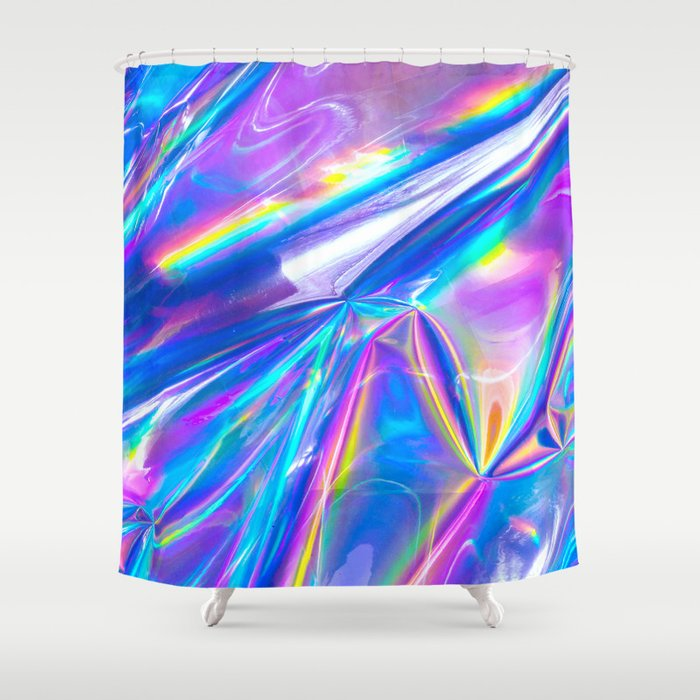 Just A Hologram Shower Curtain