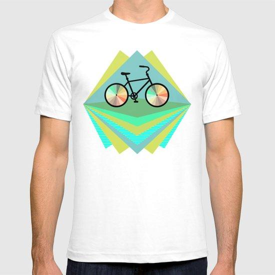wanna ride my bicycle T-shirt