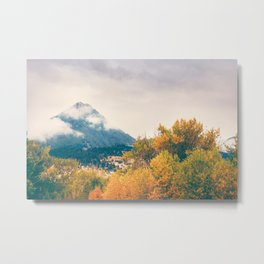 Changes Metal Print