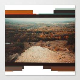 Transilvanian Landscapes Canvas Print