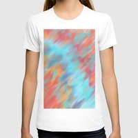 tie dye T-shirts featuring Tie Dye Mishap by Christina Dugger