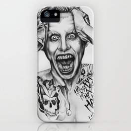 HAHA! iPhone Case