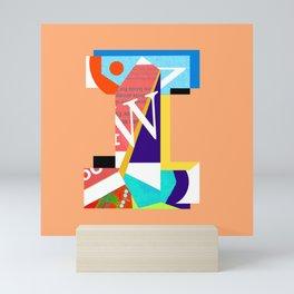 I Mini Art Print