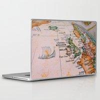 sail Laptop & iPad Skins featuring sail. by Hannah M.