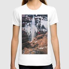 People in Landacape 04 T-shirt