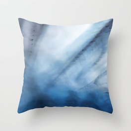 Spirits Abstract Throw Pillow