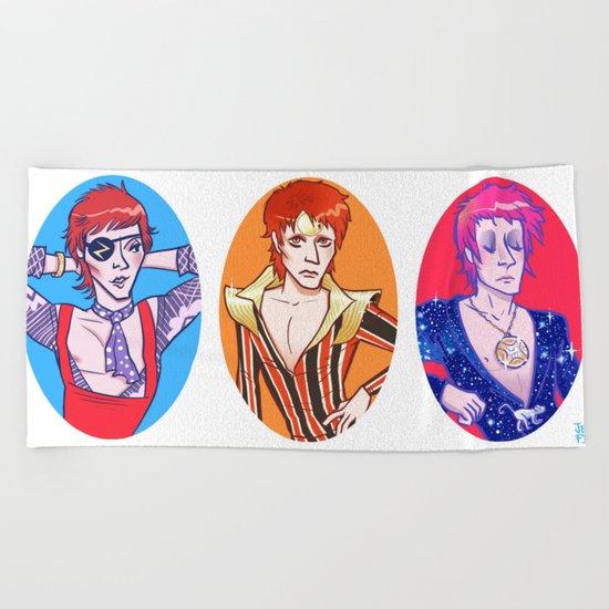 Bowie Beach Towel