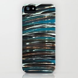 Wave Abstract iPhone Case