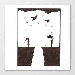 GAP  Canvas Print