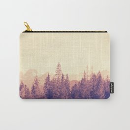 Faded Hills Carry-All Pouch
